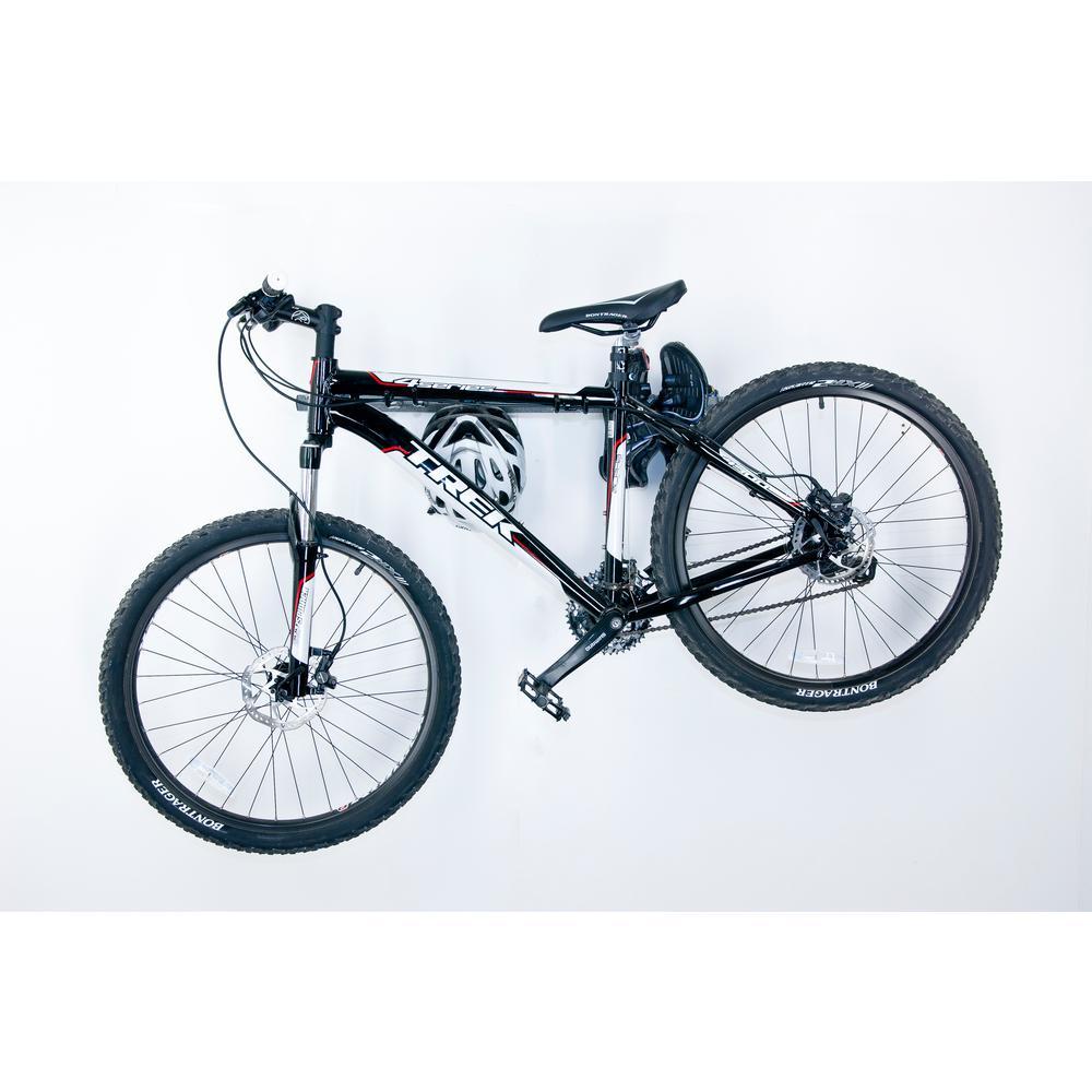 Monkey Bars 35 in. 1-Bike Cycling Rack Holds