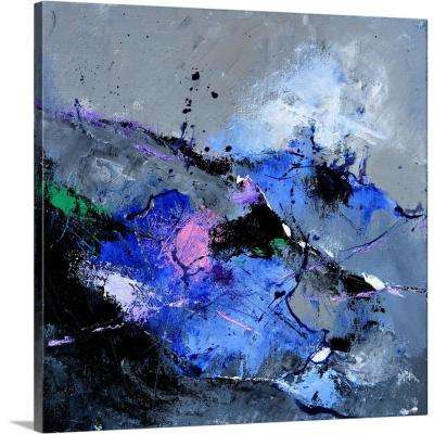 """Abstract 4451505"" by  Pol Ledent Canvas Wall Art"