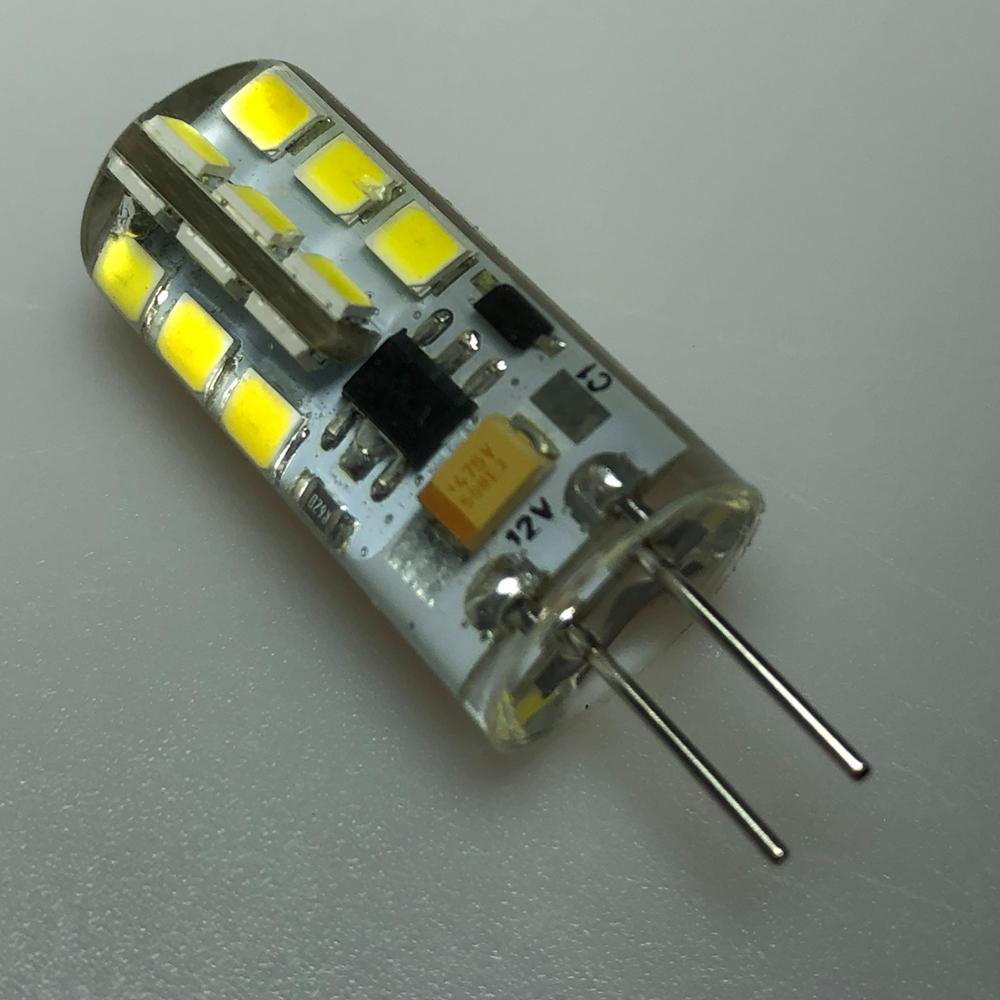 Star LED 30-Watt Equivalent JC Dimmable GU5 3 Base LED Light Bulb Cool White