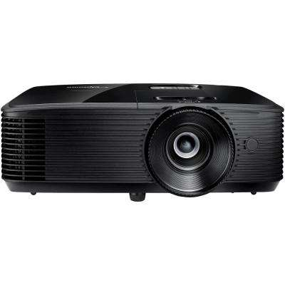 1920p x 1080p DLP Full HD Business Projector with 3400-Lumens