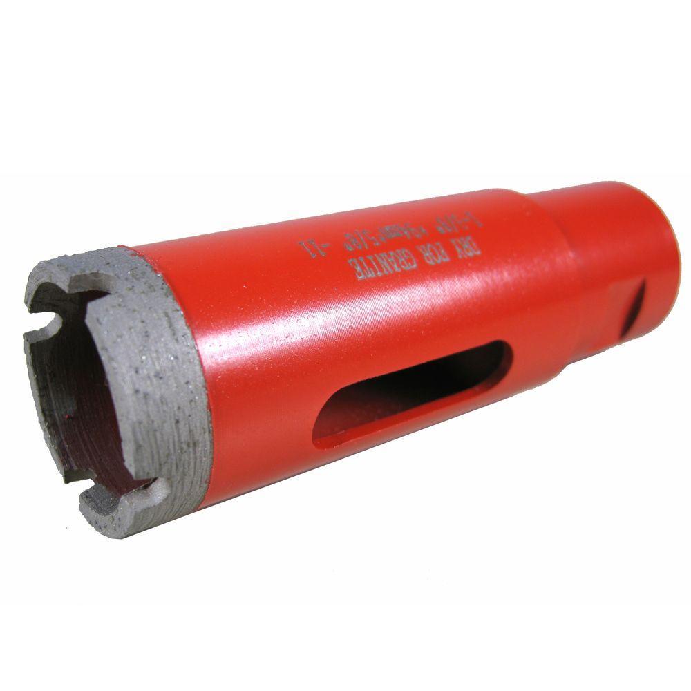 1-3/8 in. Dry Diamond Core Bit for Stone Drilling