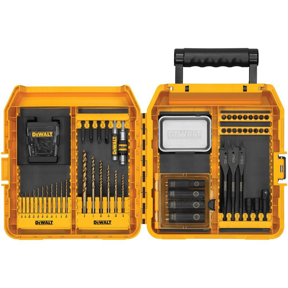 DEWALT IMPACT READY Accessory Set (65-Piece)