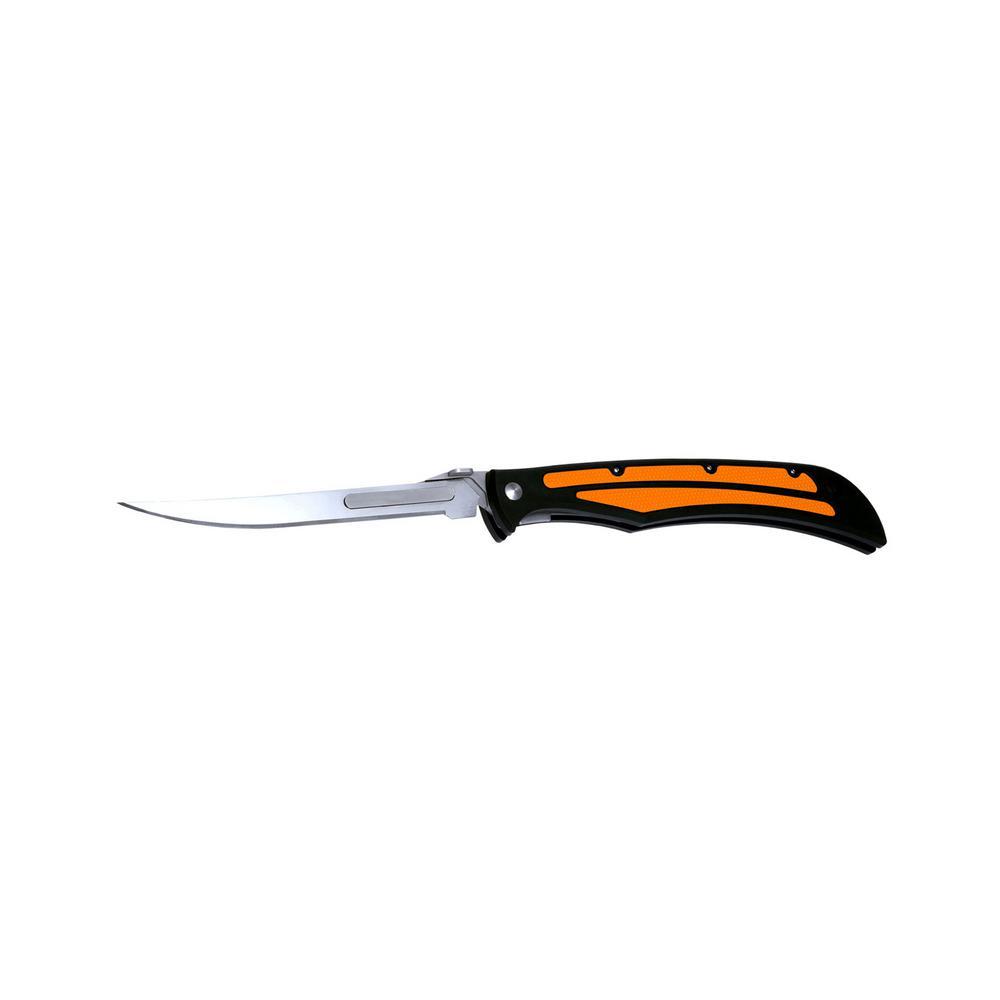Havalon Baracuta Edge Knife in Black/Orange