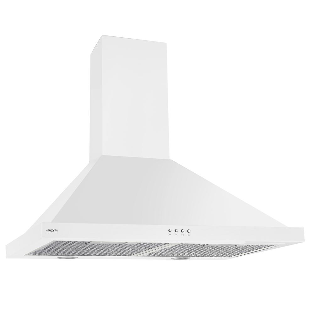Ancona Presto 30 in. Convertible Wall Mount Range Hood wi...