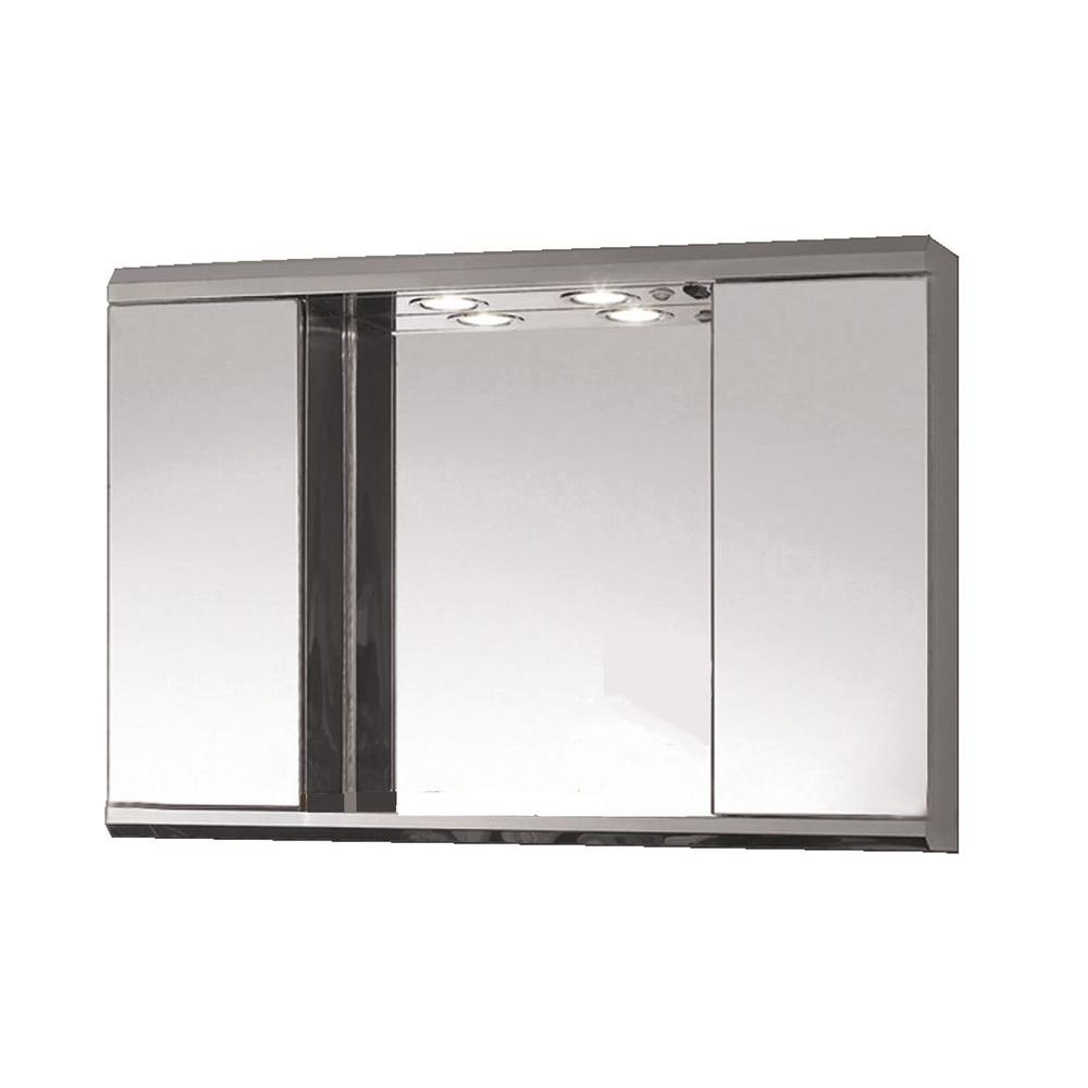Catalonia Series 31-1/2 in. W x 21-3/4 in. H Frameless Surface-Mount