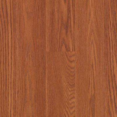 Saybrook Oak Laminate Flooring - 5 in. x 7 in. Take Home Sample