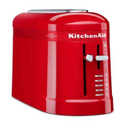 2-Slice Passion Red Toaster 100-Year Limited Edition Queen of Hearts