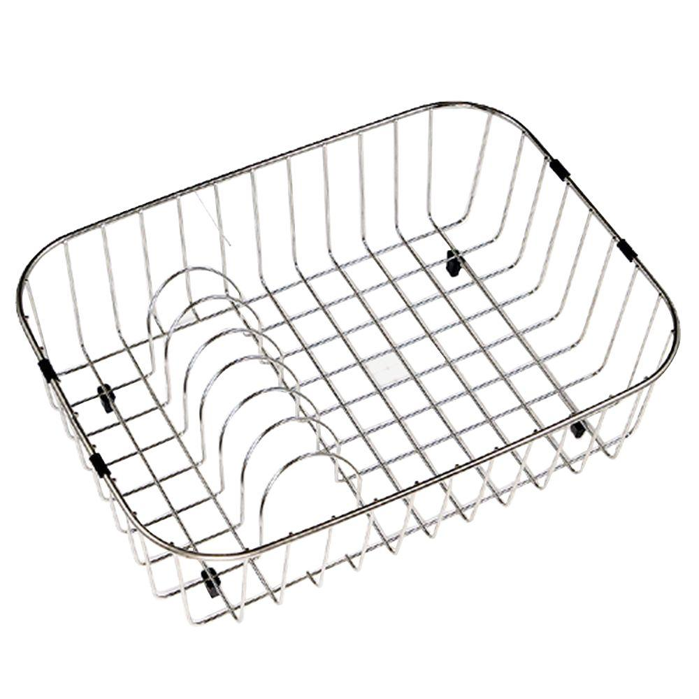 HOUZER Wirecraft 6 in. Rinsing Basket