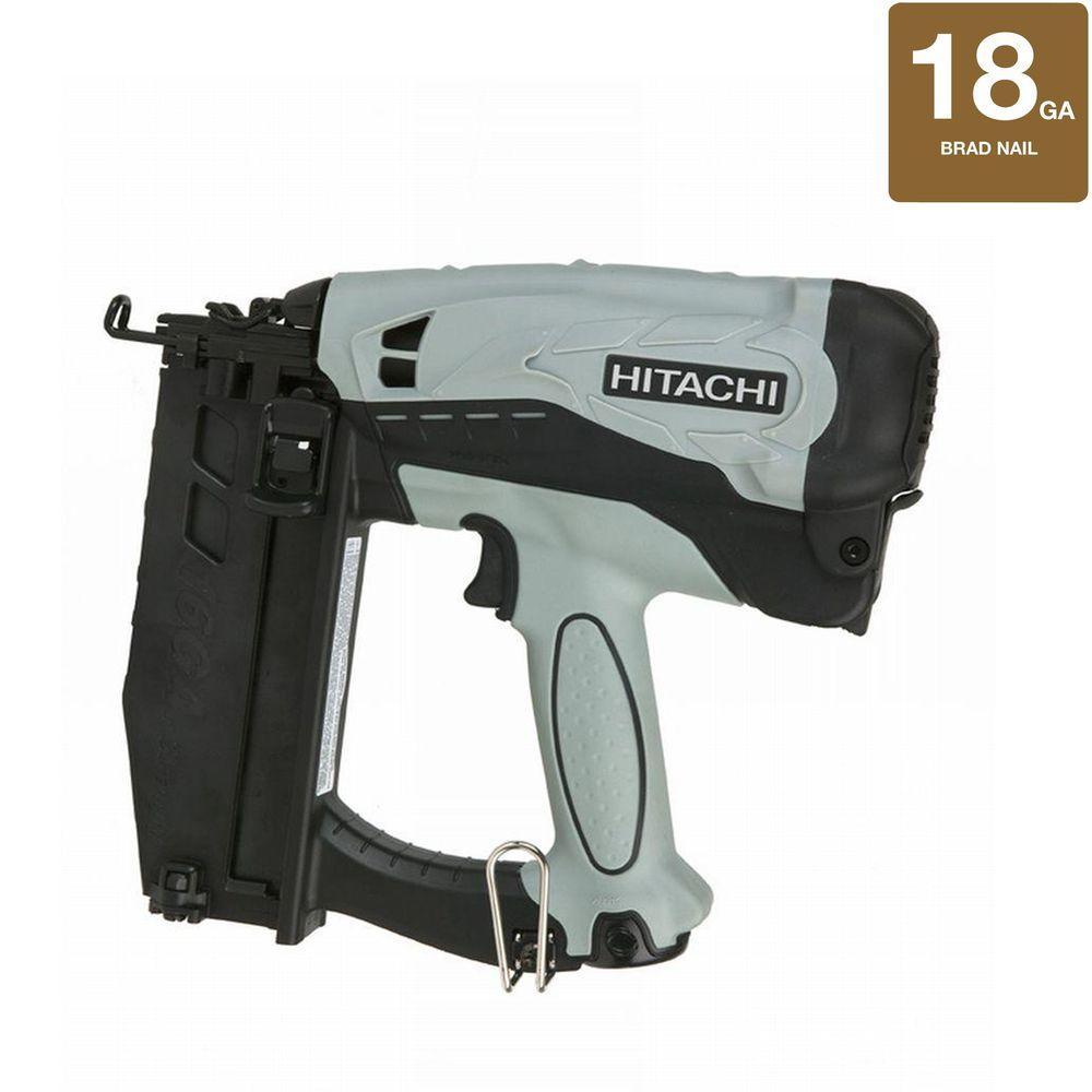 Hitachi 2 in. 18-Gauge Cordless Brad Nailer