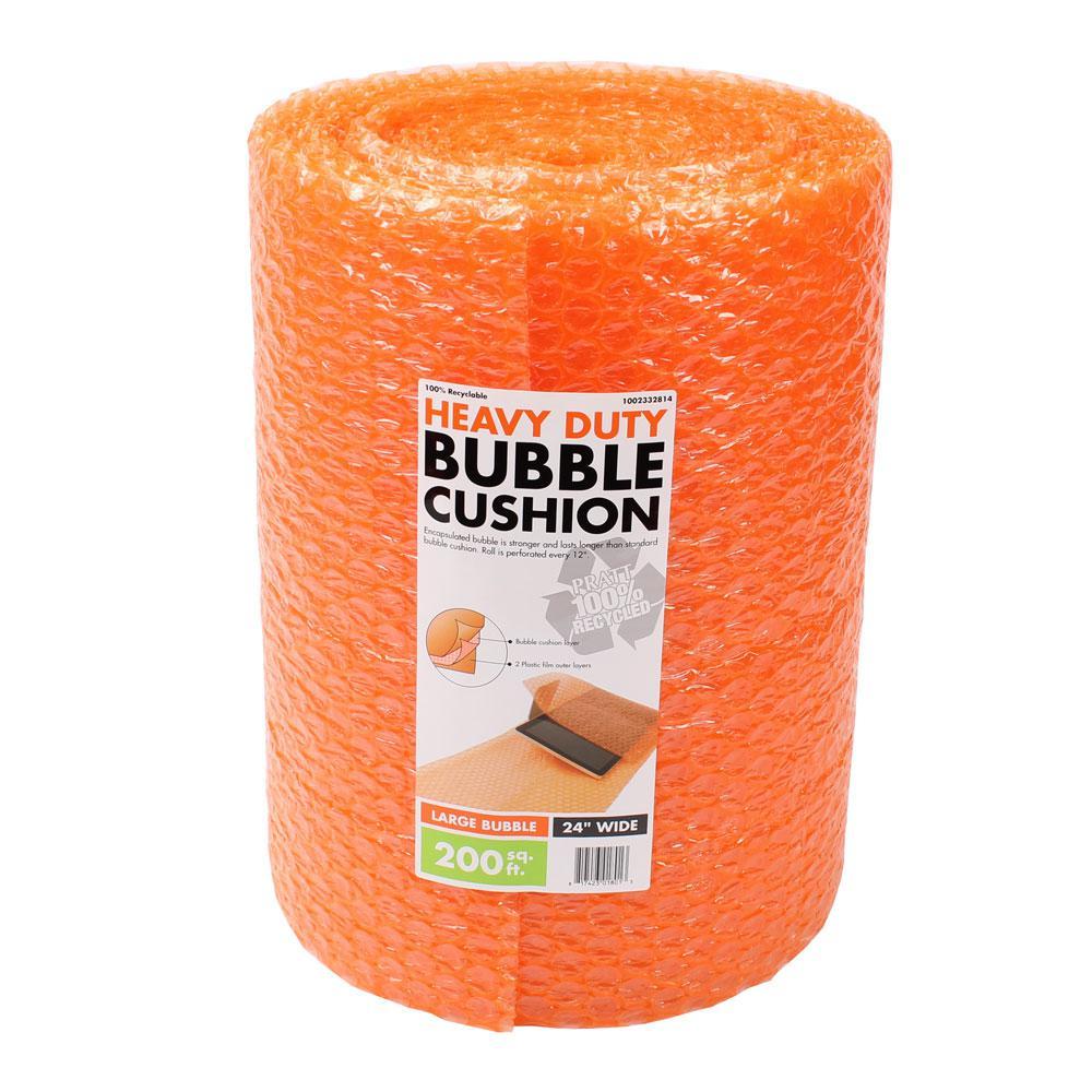 5/16 in. x 24 in. x 100 ft. Heavy Duty Bubble Cushion