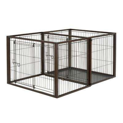 Medium Flip to Play Pet Crate