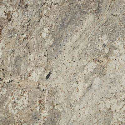 3 in. x 3 in. Granite Countertop Sample in White Paradise