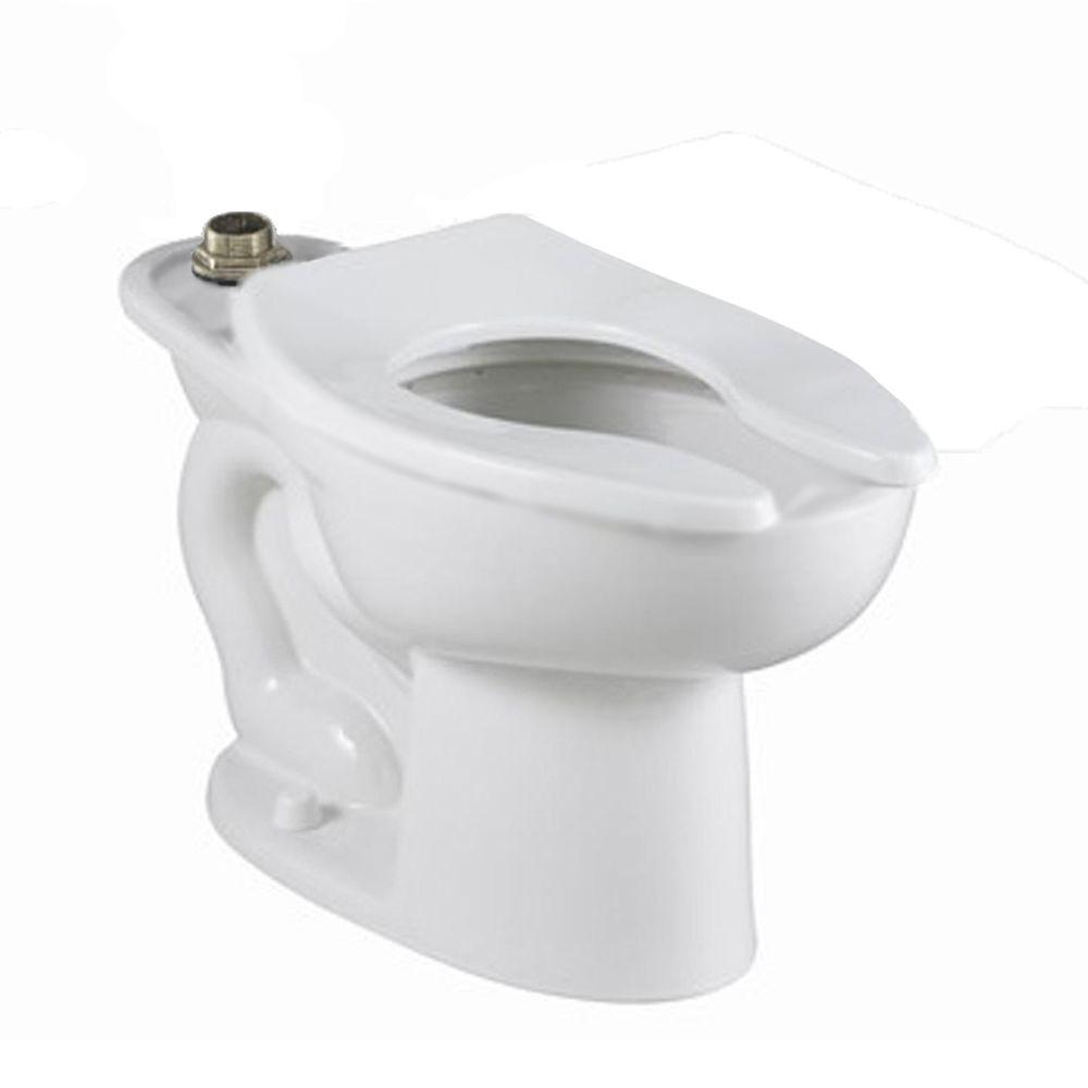 American Standard Madera FloWise Elongated Toilet Bowl Only in White