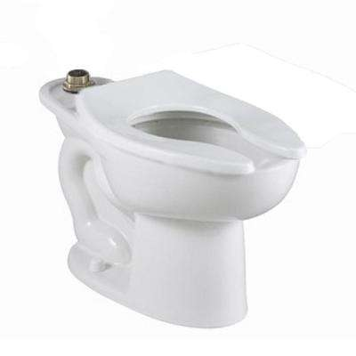 Madera FloWise Elongated Toilet Bowl Only in White