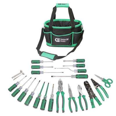 22-Piece Electrician's Tool Set