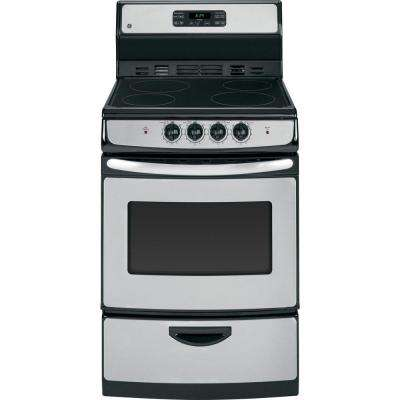 Electric Range With Self Cleaning Oven In ...