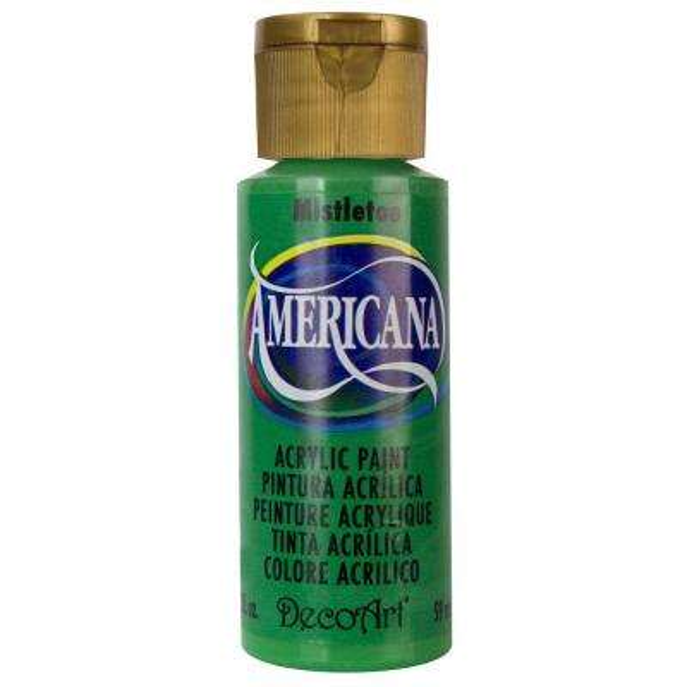 Americana 2 oz. Mistletoe Acrylic Paint