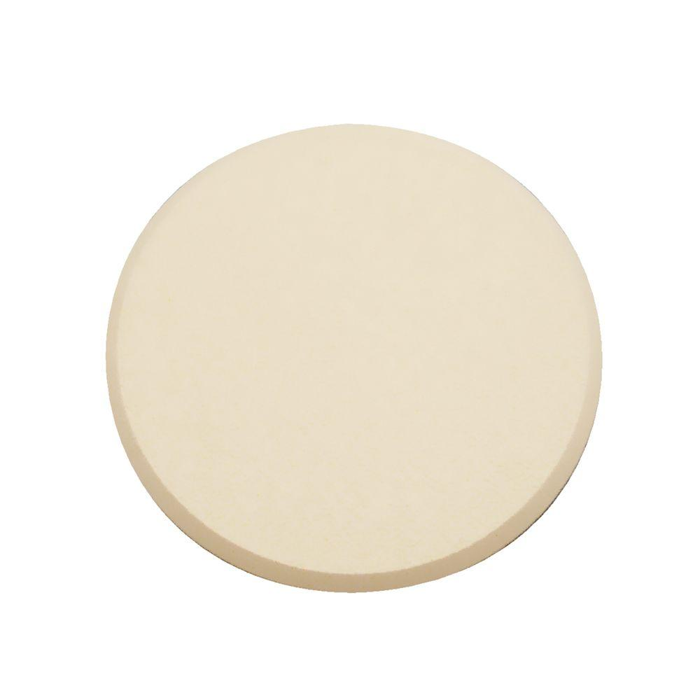 3-1/4 in. Smooth Self-Adhesive Ivory Vinyl Wall Protector