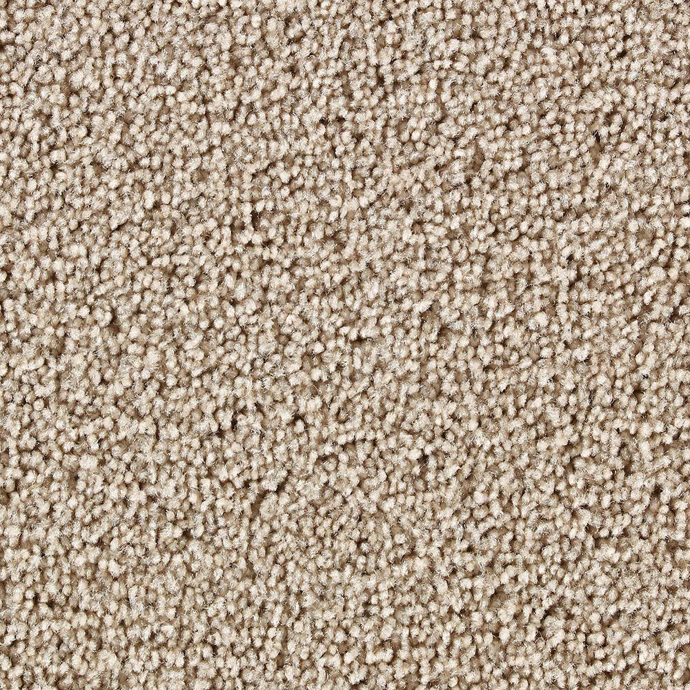 Martha Stewart Living Beechwood Natural Twine - 6 in. x 9 in. Take Home Carpet Sample-DISCONTINUED
