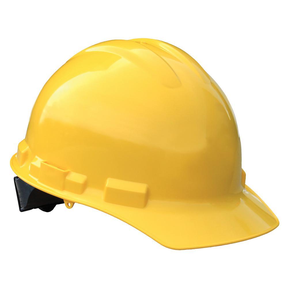 DEWALT Men s Yellow Cap Style Hard Hat-DPG11-Y - The Home Depot 5e5062ffcc9