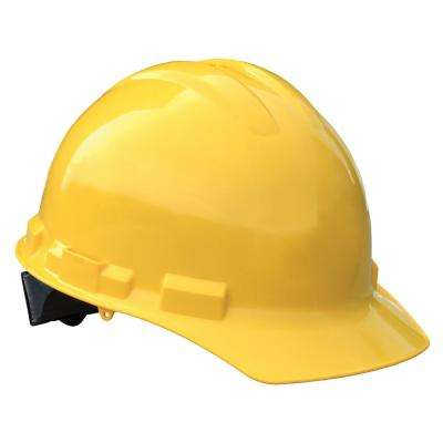 Men's Yellow Cap Style Hard Hat