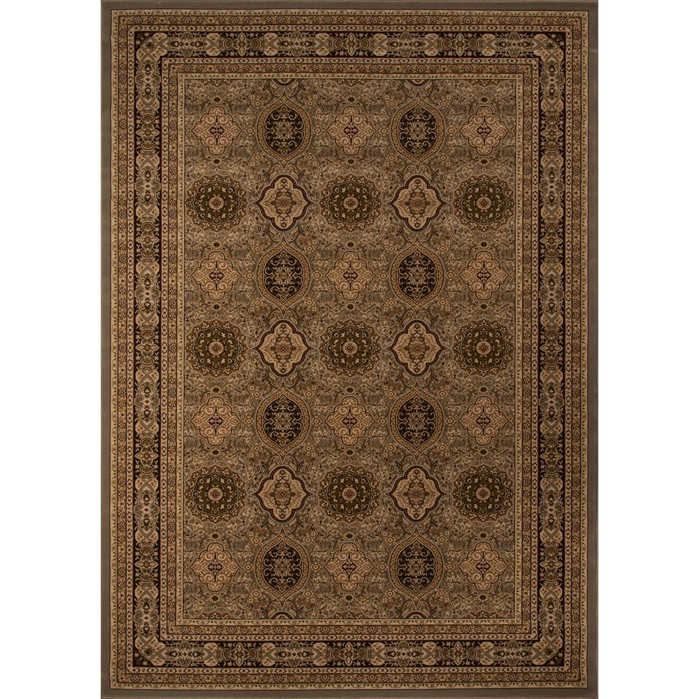 Momeni Lovely Slate 3 ft. 3 in. x 5 ft. Area Rug