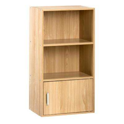 Oak Small Bookshelf