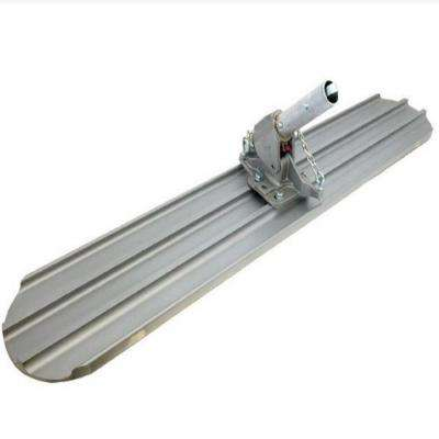 72 in. x 8 in. Magnesium Bull Float with Round End