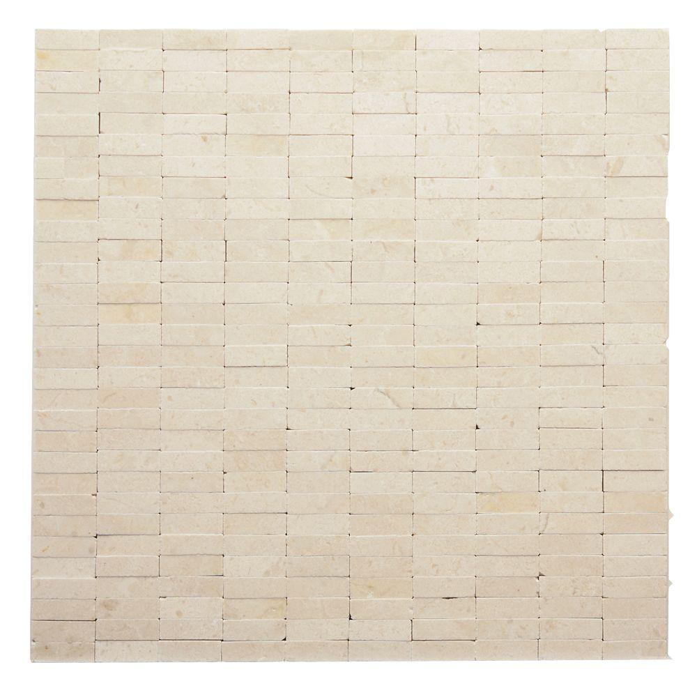 Solistone Post Modern Mondrian 12 In X 12 In X Mm