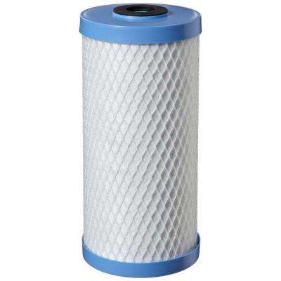 EPM-BB 9-3/4 in. x 4-5/8 in. Carbon Block Water Filter