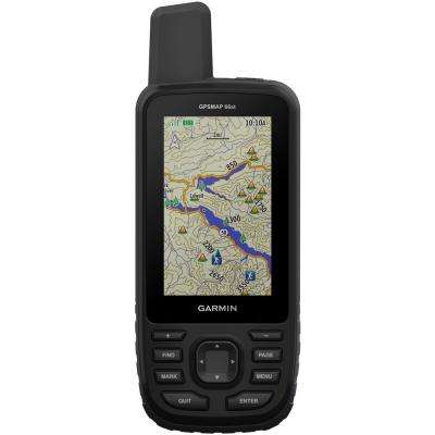 GPSMAP 66st Multisatellite Handheld with Sensors and TOPO Maps