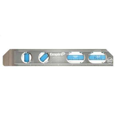 8 in. True Blue Magnetic Billet Torpedo Level