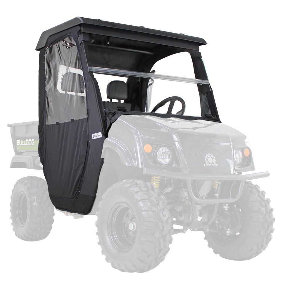 List of Synonyms and Antonyms of the Word: Bulldog Utv