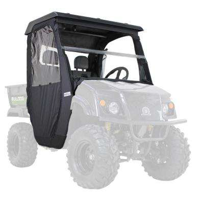 UTV Soft Enclosure in Black