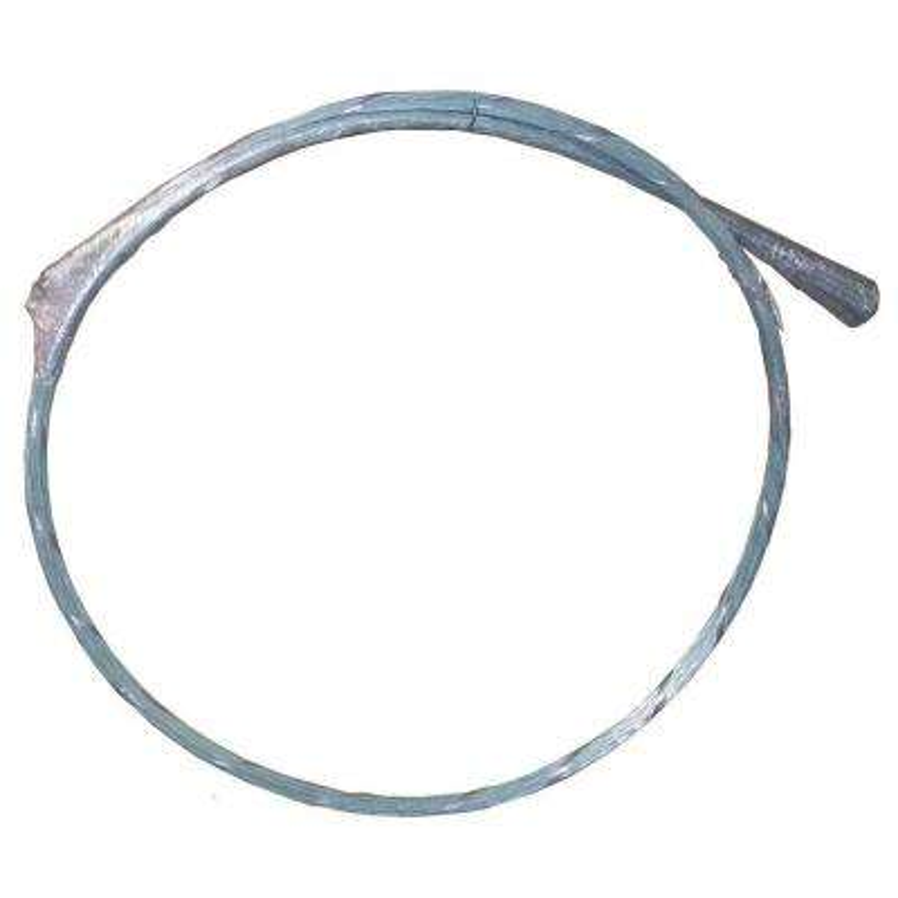 12-Gauge 21 ft. Strand Single Loop Galvanized Metal Wire Bale Ties (125 Strands)