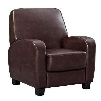 Marina Brown Home Theater Recliner