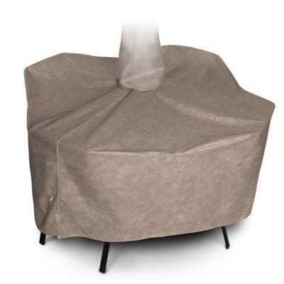 84 in. Dia x 40 in. H Patio Bar Set Cover with Umbrella Hole