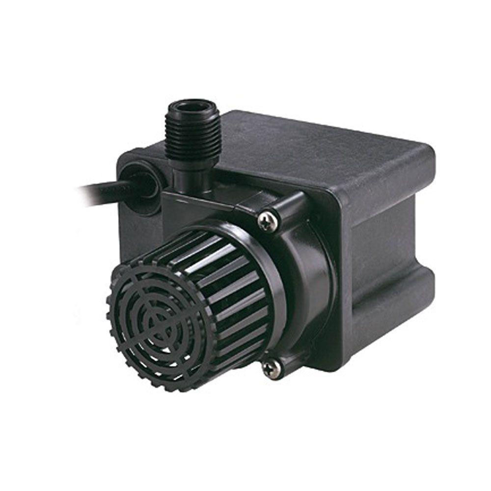 Little Giant PE-2.5F-PW 0.11 HP Direct Drive Recirculating Pump