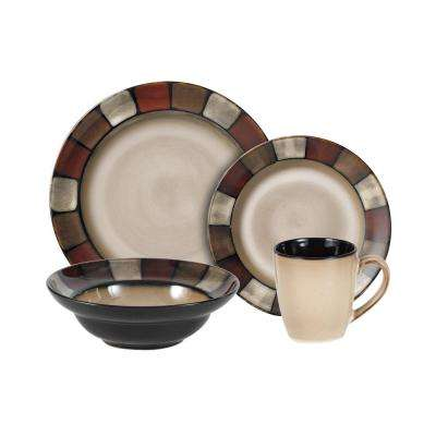 16-Piece Taos Dinnerware Set