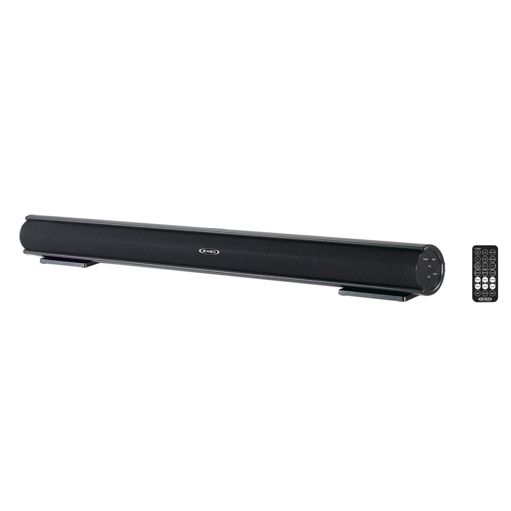 Wall Mountable 2.0 Channel Bluetooth Soundbar Speaker