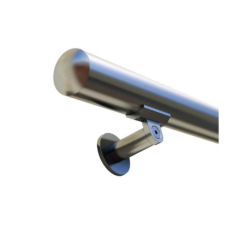 Aress B52 Anodized 7 ft. Aluminum Handrail Stair Kit
