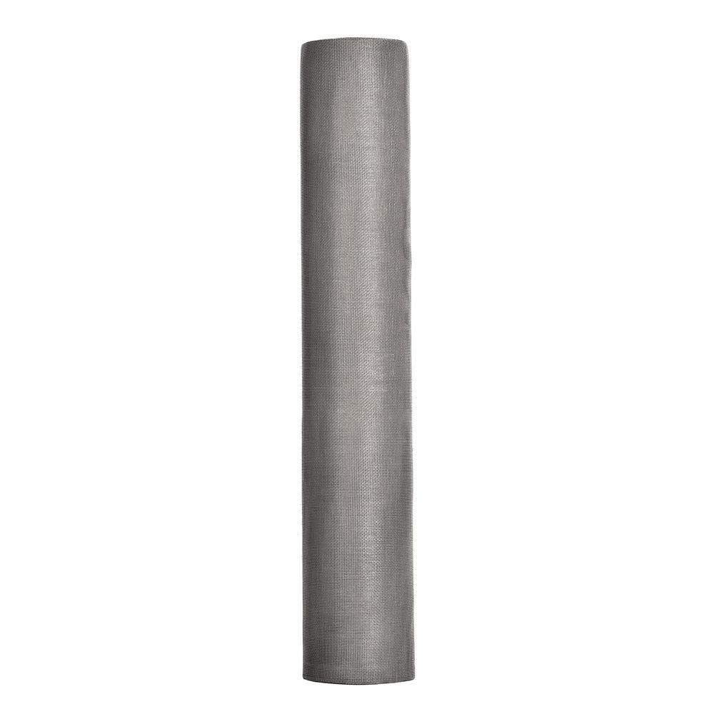 Saint gobain adfors 24 in x 1200 in gray fiberglass for Salt air resistant door hardware