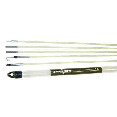 24 ft. Glow Fish Rod Kit