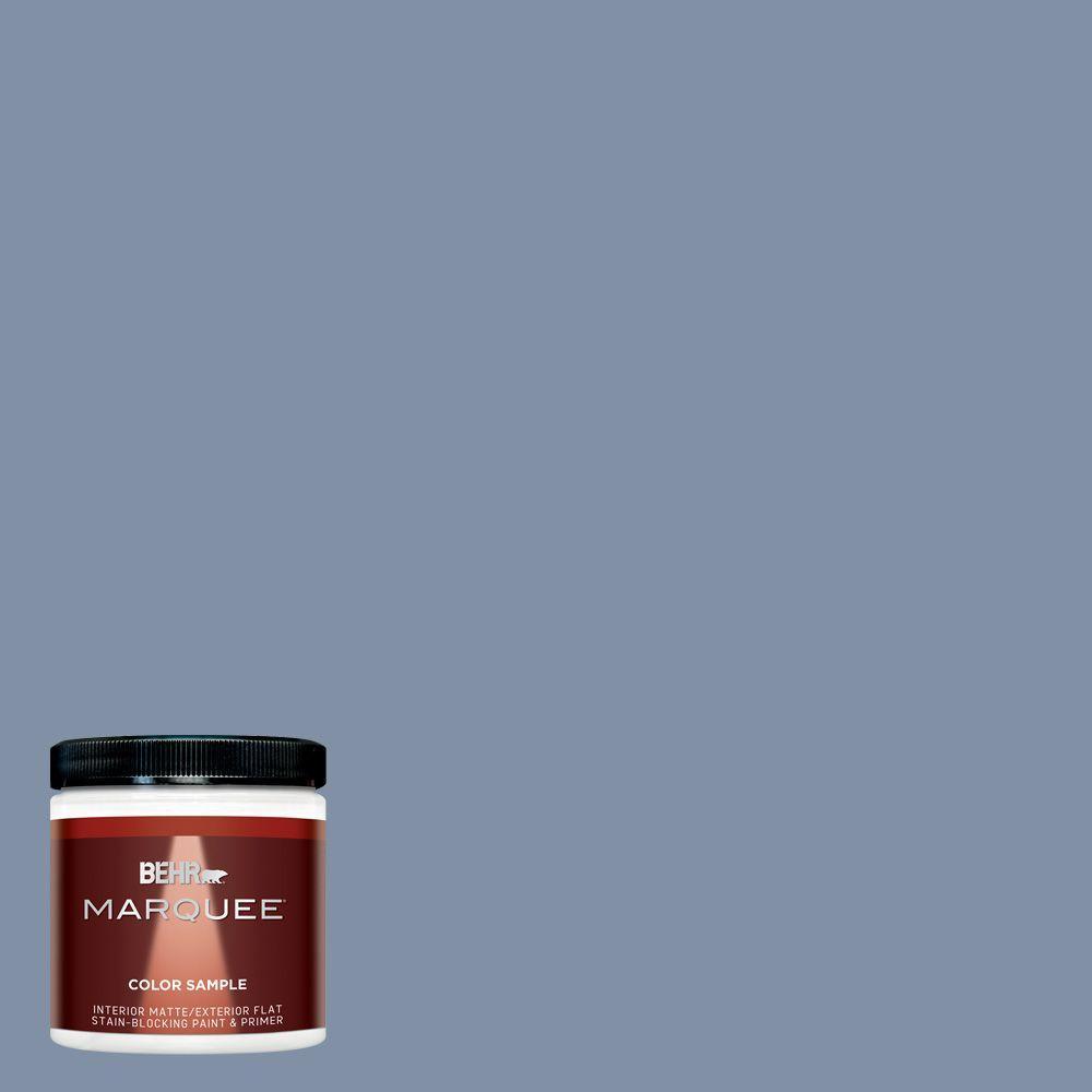 BEHR MARQUEE 8 oz. #MQ5-16 Montage Interior/Exterior Paint Sample