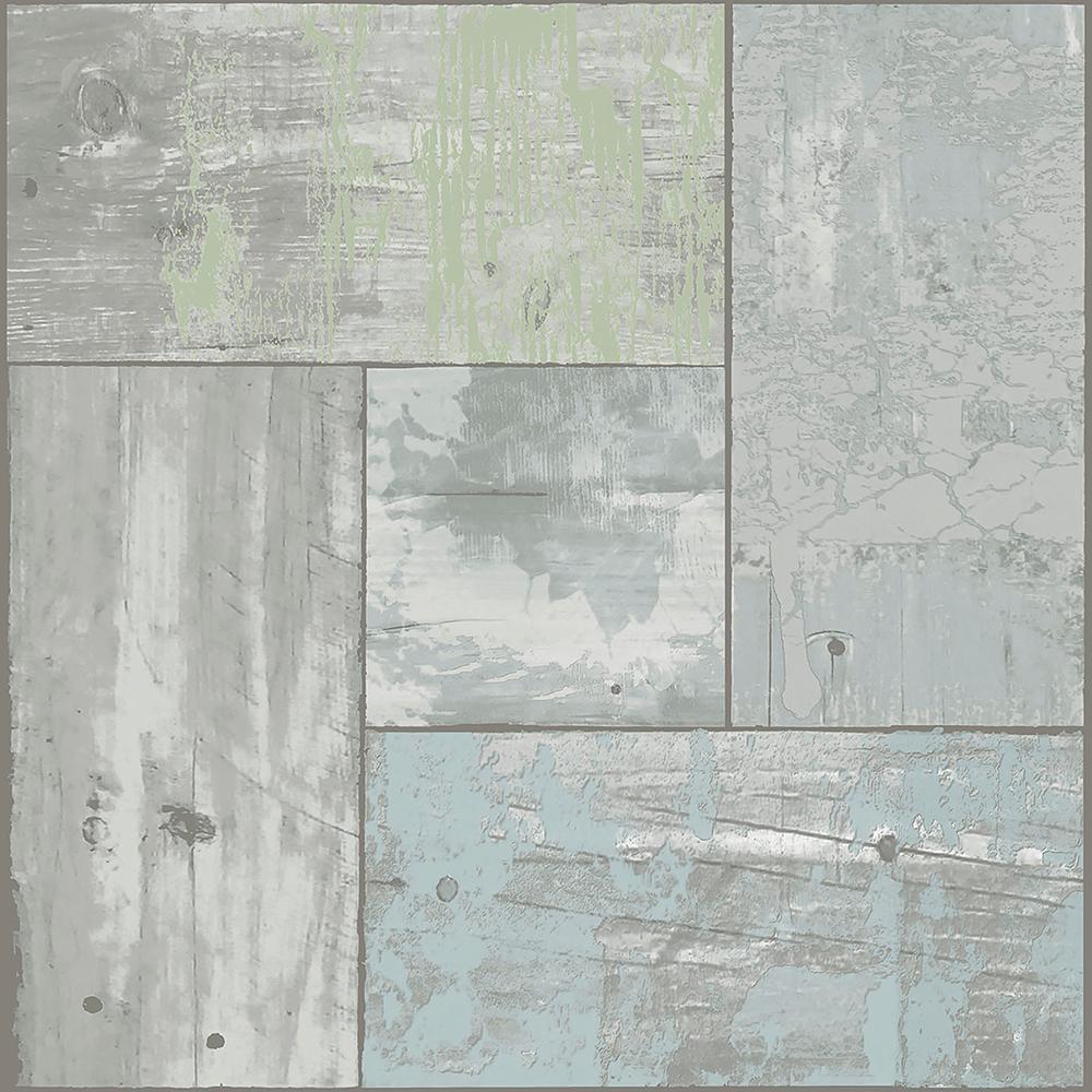 Boardwalk 12 in. W x 12 in. L Peel and Stick Floor Vinyl Tiles (20 Tiles, 20 sq. ft. case)