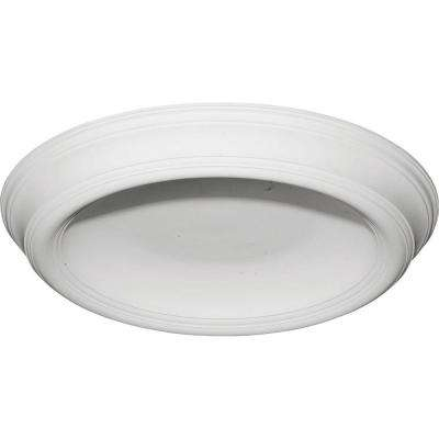 37-3/8 in. Traditional Smooth Surface Mount Ceiling Dome