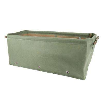 BloemBagz Raised Bed Planter Grow Bag 12 Gallons Living Green