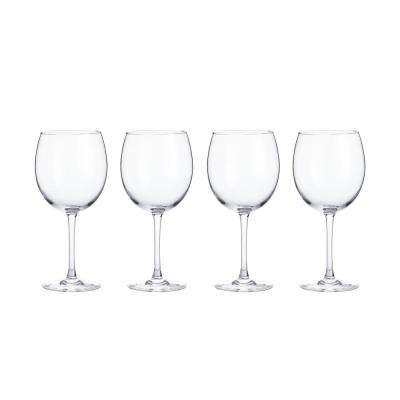StyleWell 20.5 oz. Red Wine Glasses (Set of 4)