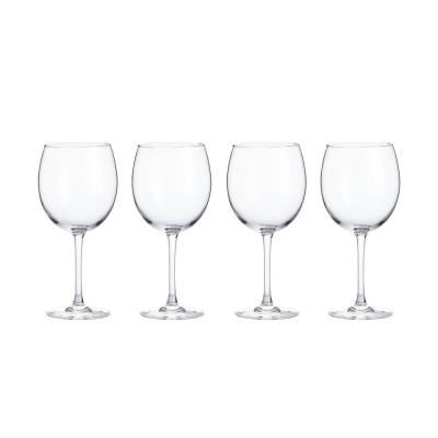 StyleWell 20.5 fl. oz. Red Wine Glasses (Set of 4)