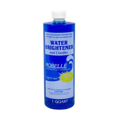 1 qt. Pool Water Brightener and Clarifier